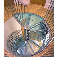 不锈钢楼梯旋转楼梯铁艺楼梯实木楼梯