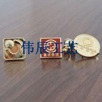 高档珐琅集团司徽定制/纪念徽章生产/金属胸章定制