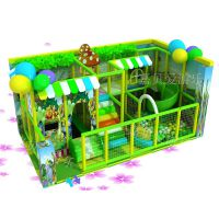 新型儿童乐园森林主题淘气堡室内大小型亲子乐园淘气堡设计安装厂家直销