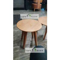 厂家直销江苏STARBUCKS星巴克ST02圆桌 南京星巴克吧桌椅哪里卖 韩尔品牌