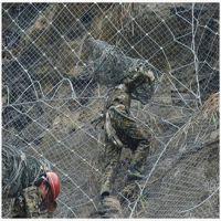 边坡防护网工程@重庆边坡防护网工程@河北安首承包安装