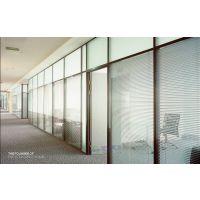一线品牌陕西博尔装饰供应高端玻璃高隔间(BOER-SCBL-40S-07)