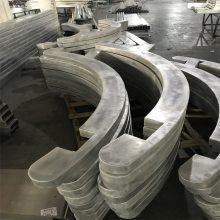 佛山欧百建材 拉弯弧形铝方通吊顶 批发直销 负责安装
