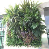 深圳市厂家订做仿真草皮仿真植物墙,塑料绿植墙 商业装饰室内室外绿色环境