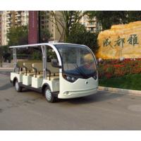 11人座电动观光车旅游观光车悦行系列--绿通品质