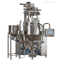 SGN黄油多功能成套均质乳化设备