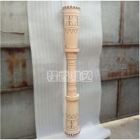 欧式罗马柱雕塑 玻璃钢浮雕罗马柱雕塑厂家