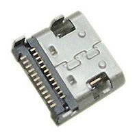 MC-312D:贴片双排型3.1Type-C插座24P前插后贴板上