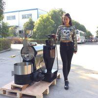 电加热燃气加热型高端智能咖啡烘焙设备 东亿6公斤咖啡烘焙机厂家直营15688198688南阳