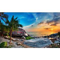 海南海口旅游团跟团五日游5天4晚旅游线路报价海口出发 阳光海岛