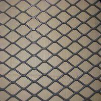 30mm孔径钢板网 拉伸网板厂家