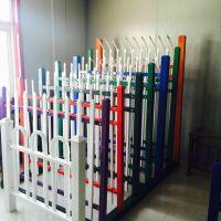 哪里有生产锌钢护栏的多少钱一米-平爵网业