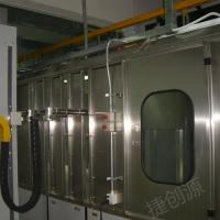 深圳市喷粉线改造搬迁多少钱一套捷创源优质服务终身维护