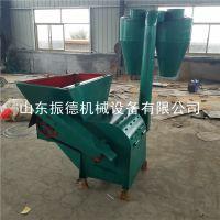 振德牌 大型自动进料棉杆粉碎机 高效牧草粉碎设备 谷秸回收机的图片视频
