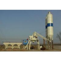 HZS系列环保型混凝土搅拌站厂家 建筑机械用水泥搅拌站价格