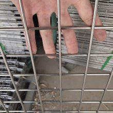 供应1.8mm粗丝钢丝焊接网 养貂钢丝网 防腐防锈不锈钢网