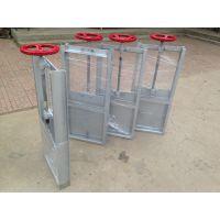 不锈钢插板阀,普通材质插板阀,插板阀的厂家金阳