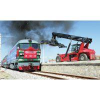 欧洲亚马逊铁路运输哪家做的好?