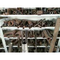 北海双凸形异型钢管厂家,120*80*5.0mm方矩管价格