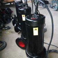 大流量排污泵江洋泵业排污泵价格服务周到400WQ1400-18-90KW