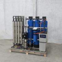 清泽蓝厂家直销广州市动物园纯水反渗透处理设备中水回用设备