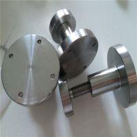 金聚进 316不锈钢猪鼻孔螺栓 玻璃连接螺栓 猪鼻螺丝 非标定制