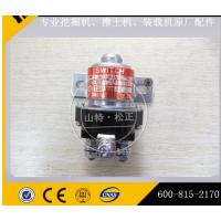 四川小松PC360-7启动马达继电器600-815-2170 原车