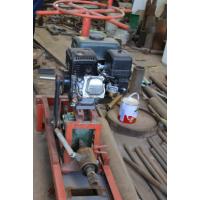 水钻顶管机 水钻打孔机 工程 顶管机 水平定向钻机 厂家 其特点是小巧灵活,改变了液压顶管机的工作效