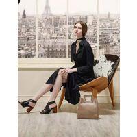 蕾朵大牌设计师原创品牌女装 一线潮流 正品货源折扣女装走份批发