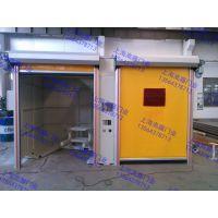 高藤集成系统焊接防护卷门