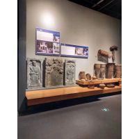 部队史馆设计|文化长廊展示设计|党史馆施工设计