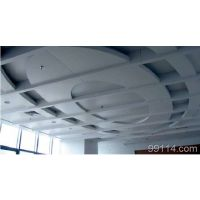 厂家供应酒店会所大厅造型艺术雕刻铝天花