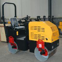 天通2吨全液压双钢轮振动压路机优势