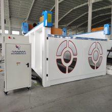 三工序数控雕刻机厂家直销 橱柜门雕刻机可加工定制