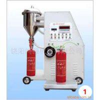 供应灭火器干粉充粉机,豪日灭火器回收粉子设备