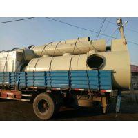 pp喷淋塔废气净化塔处理设备除臭脱硫净化洗涤塔环保设备带填料