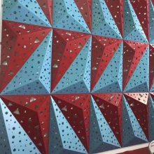 清远铝单板厂家 各种幕墙主体造型 异形随意定制_欧百得