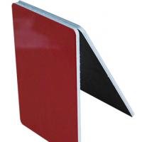 宁波阿路佑邦 A2 级防火铝塑板 EN13501-1