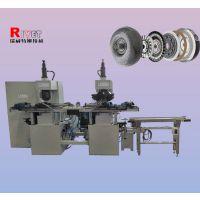 瑞威特汽车液力变矩器铆接机,滚铆机生产线,旋铆机