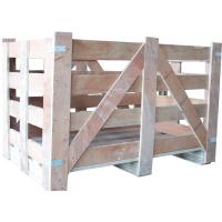 黄岛木箱出口包装 胶合板木箱定制 加工企业交期快 载重大