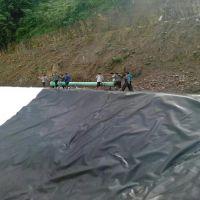 广西垃圾填埋场HDPE土工膜施工工艺流程