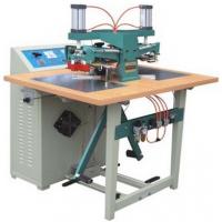 枝江脚踏气压高频机 熔断机PET熔断机 高周波同步熔断机多少钱一台
