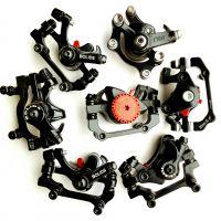山地车碟刹器大全专业生产自行车配件碟刹线拉夹器骑行用品