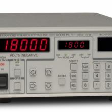 SRS高精度低纹波高压电源
