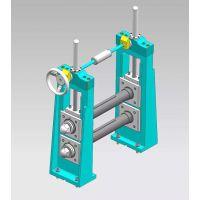 佛山百冠不锈钢异型焊管成型机械设备异型焊管机组生产线制管机械设备