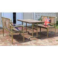 钢木餐桌椅,钢木餐桌椅放心购