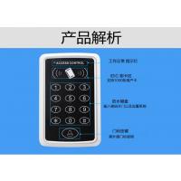 江西厂家门禁机供应 感应ID卡加密码一体机 吉安企业控制器安装 IC卡防水机 指纹门禁机