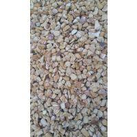 莱阳昊磊石材供应天然彩虹纹鹅卵石 大量库存