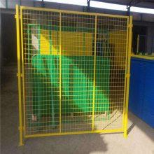 泥水池临边护栏 地临时围栏 隔离护栏安装方案