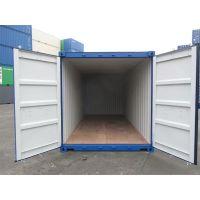 厂家直销全新集装箱40GP集装箱,二手货柜多少钱